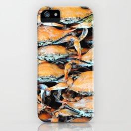 Crab Stack iPhone Case