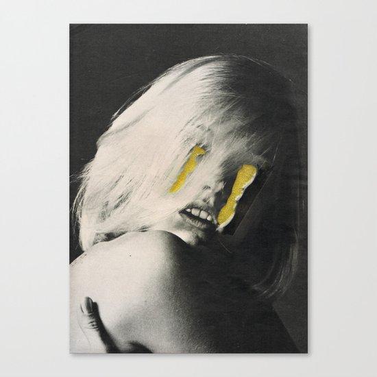 lagrimas negras (lemon) Canvas Print
