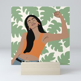 Inner Strength Mini Art Print