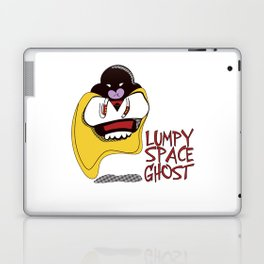 Lumpy Space Ghost Laptop & iPad Skin