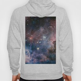 Carina Nebula Star Photography Hoody