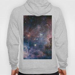 Carina Nebula Star Photography Hoody
