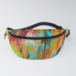 Abstract vivacious Fanny Pack