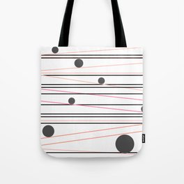 Keen Attempts Tote Bag