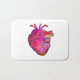 ALTERED Anatomical Heart Bath Mat