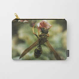 Greenhouse Wasp Carry-All Pouch