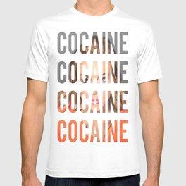 LINDSAY LOHAN - COCAINE T-shirt