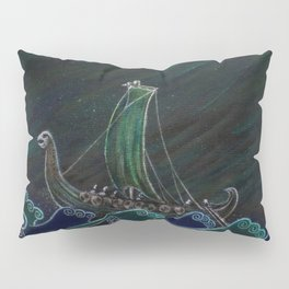 Starlight Voyagers Pillow Sham