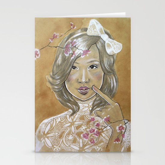 Kawaii Culture Stationery Cards