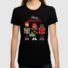 Urban Christmas Nutcracker T-shirt