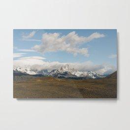 Classic Patagonia Metal Print