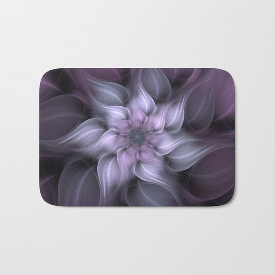 Fractal 4 design Bath Mat
