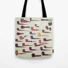 A pipe for every man Tote Bag