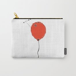 Awkward Balloon Carry-All Pouch