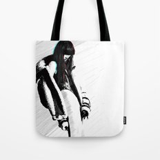 Three These Tote Bag