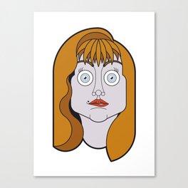 Helen Sharp Canvas Print