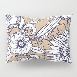 Autumnal bloom Pillow Sham