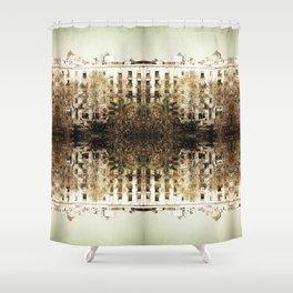 Barcelona/raval Shower Curtain