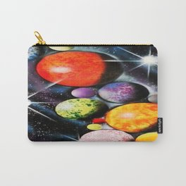 New Space Age Carry-All Pouch