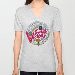 Sweet/Vicious Unisex V-Neck