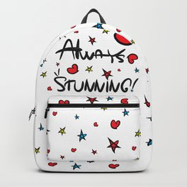 Always stunning Backpack