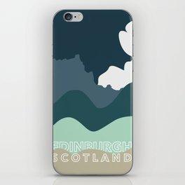 Edinburgh iPhone Skin