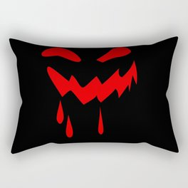 Halloween laughs Rectangular Pillow