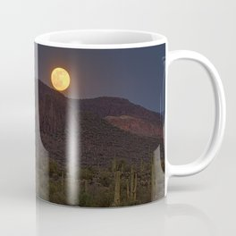 By The Light of the Strawberry Moon Coffee Mug