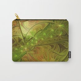 Hope, Abstract Fractal Art Carry-All Pouch