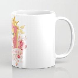 Purrrfectly Pretty Kitty Coffee Mug