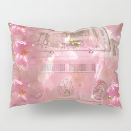 DESTINATION CHERRY BLOSSOM ROAD Pillow Sham