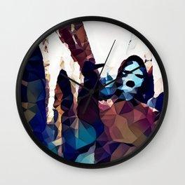 HeAG Wall Clock