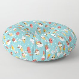 My Summer Love Floor Pillow