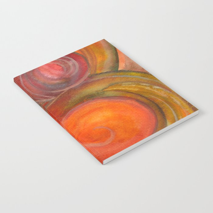 Sounds of Watercolors I Notebook