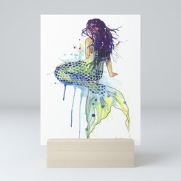 Mermaid Mini Art Print