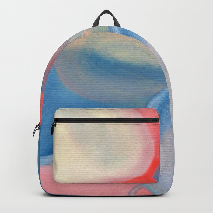 Watercolor Pastel V. G. 02 Backpack