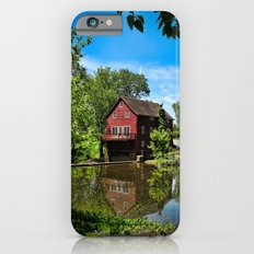 Old Red Grist Mill iPhone 6s Slim Case