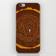 Stumped iPhone & iPod Skin