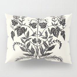 Wild Weeds Pillow Sham