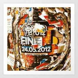 Fine Fest Art Print