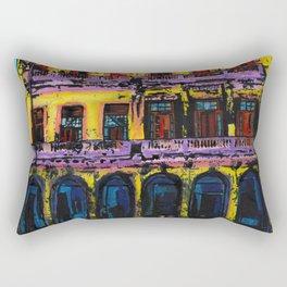 Havana, Cuba No.6 | 2016 Rectangular Pillow