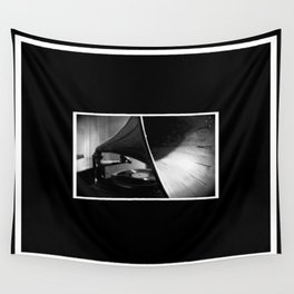 Phonograph Wall Tapestry