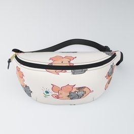 Sunflower and Chilli Fanny Pack
