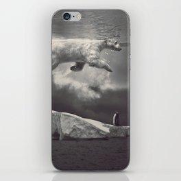 fernweh iPhone Skin