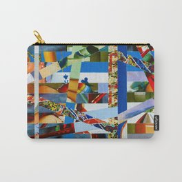 Michael (stripes 9) Carry-All Pouch