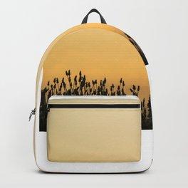 Lavender at Sunset Backpack