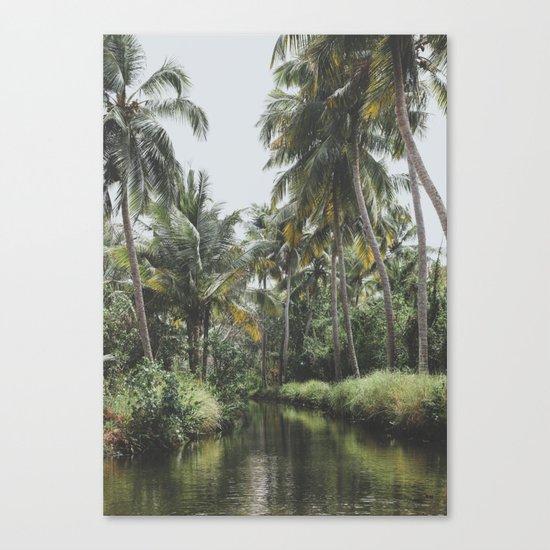 Cochin, India Canvas Print
