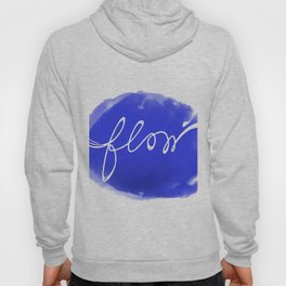 Watercolor flow Hoody