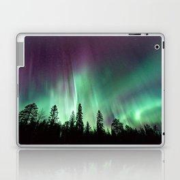 Colorful Northern Lights, Aurora Borealis Laptop & iPad Skin