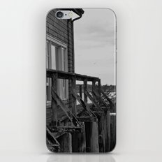 Mossy Pier iPhone & iPod Skin